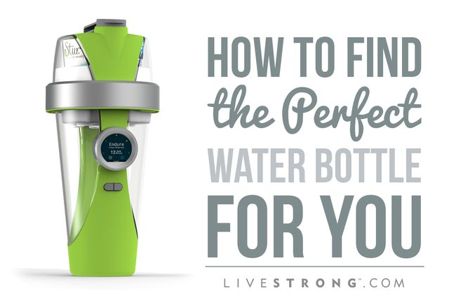 How to find the perfect water bottle for you logo