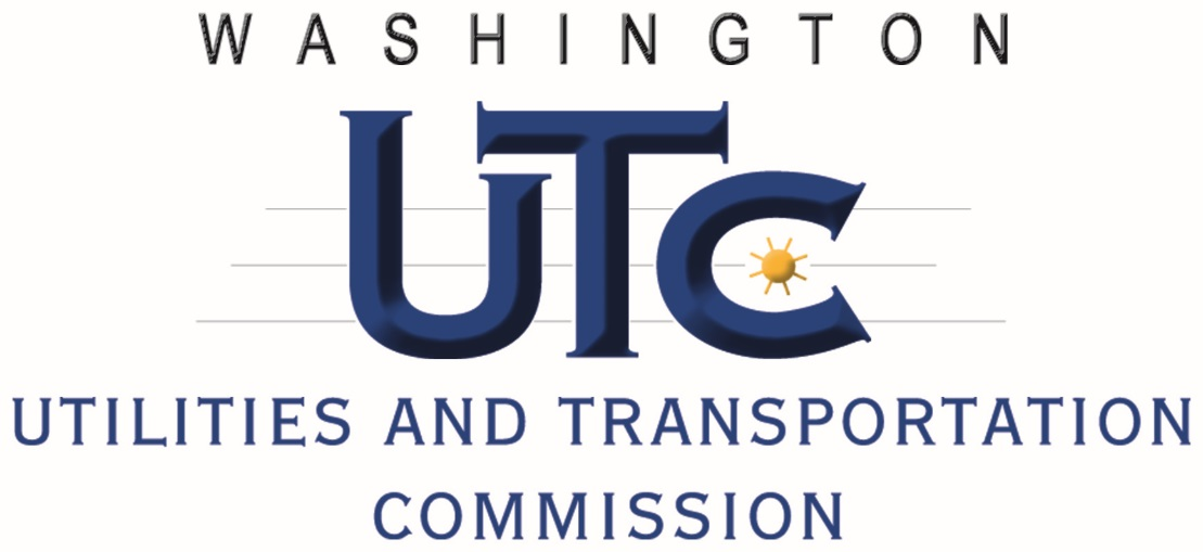 Utilities and Transportation Commission Logo