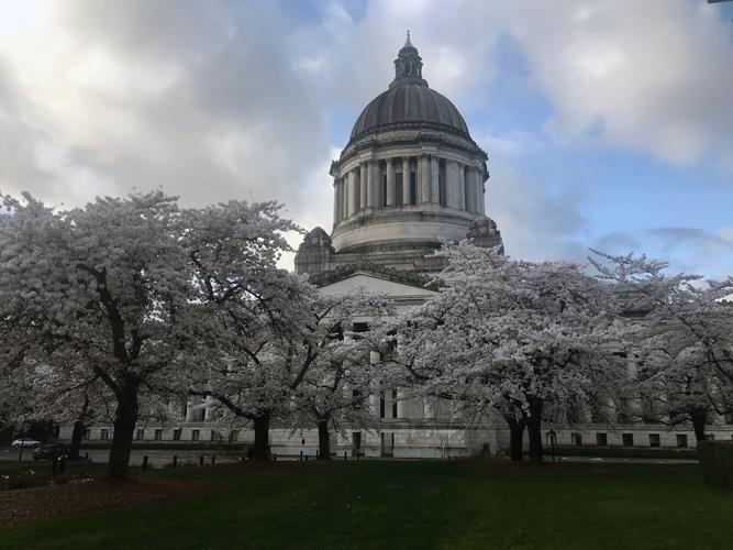 Washington state capitol campus